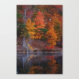 Legends of the Fall Canvas Print