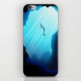 Mer!Haru iPhone Skin