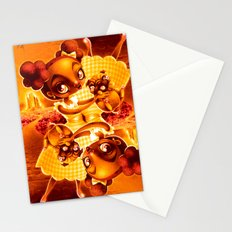 Adventure with Pug Stationery Cards