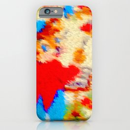 Little bear and birdy's concert ... iPhone Case