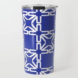 Rob Smid Designs Logo Pattern Travel Mug