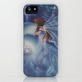 Wynken, Blynken, and Nod iPhone Case