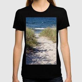 Sand Dune of Island Ruegen T-shirt