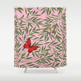 Papillons, butterflies Shower Curtain