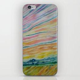 morning sky iPhone Skin
