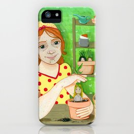 Good Soil iPhone Case