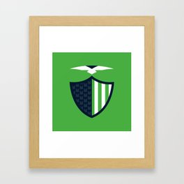 SEAFC (Italian) Framed Art Print