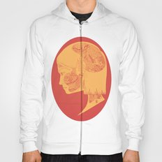 How the Strings are Pulled (Two-tone.) Hoody