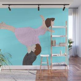 Dirty Dancing - Watercolor Wall Mural