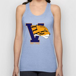 Fighting Ocelots! Unisex Tank Top