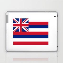 flag of hawai,america,usa,Aloha State, Paradise of the Pacific, Hawaiian,oceania,Honolulu,Maui,Oahu, Laptop & iPad Skin