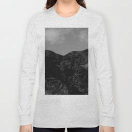 Iceland BW Long Sleeve T-shirt