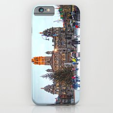 Ice Skating At Christmas  iPhone 6s Slim Case