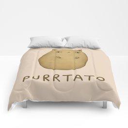 Purrtato Comforters