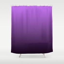 Violet Gradient Shower Curtain