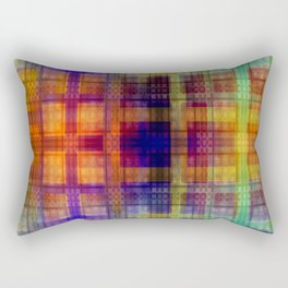 Pattern multicolored 27 Rectangular Pillow