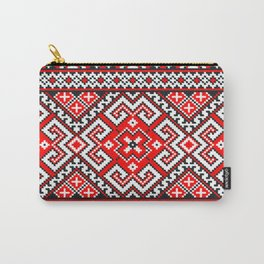 Cross stitch pattern Carry-All Pouch