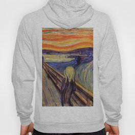 The Scream 1893 - Digital Remastered Edition2 Hoody