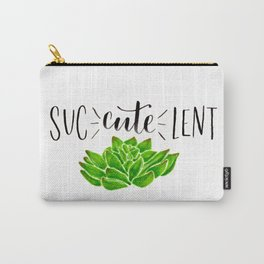 sucCUTElent Carry-All Pouch
