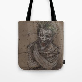 Face of Maddness Tote Bag