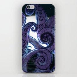 Kraken Up iPhone Skin