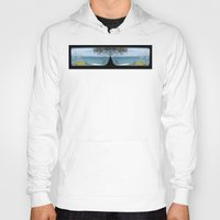 sunglasses Hoodies featuring Sunglasses by iownthisurl