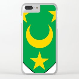 Coat_of_arms_Algeria_(1830-1962) Clear iPhone Case
