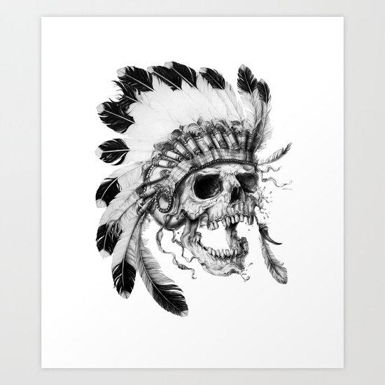 Wild, Wild West Art Print