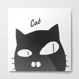 cat-35 Metal Print