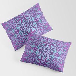 70's style Celtic Knotwork V2 Pillow Sham