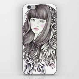 Nightbird iPhone Skin