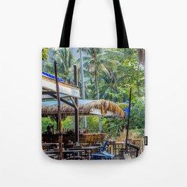 Thailand Tiki Bar Tote Bag