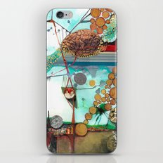 Nature/Nurture iPhone & iPod Skin