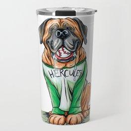 Hercules The Beast Travel Mug