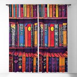 Biblio Blackout Curtain