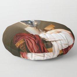 Discohead Floor Pillow