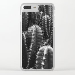 Natural Background 05 Clear iPhone Case
