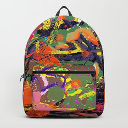 Abstract 001 Backpack
