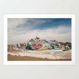 Desert Dreams 5 Art Print
