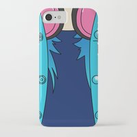 dmmd iPhone & iPod Cases featuring Aoba Seragaki Outfit DMMD by Bunny Frost