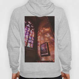 Church Stained Glass Hoody