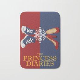 Princess Diaries Bath Mat