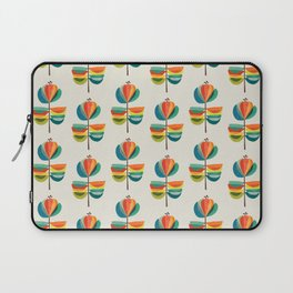 Whimsical Bloom Laptop Sleeve