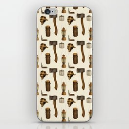 Woodsman Pattern iPhone Skin