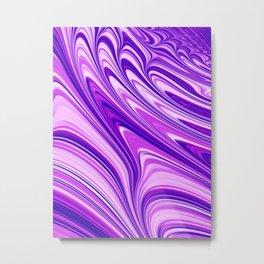 Sublime Ultra Violet Metal Print
