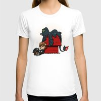 peanuts T-shirts featuring Dragon Peanuts 2 by le.duc