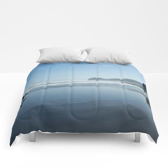 New Zealand, Piha Beach Comforters