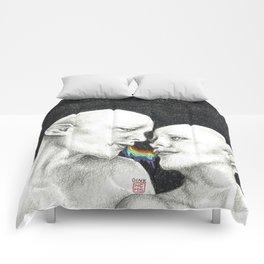 ~ Kiss Kiss ~ Comforters