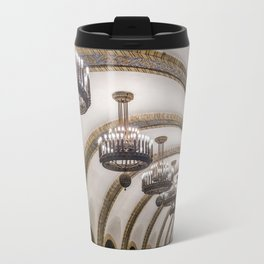 Kyiv subway Travel Mug