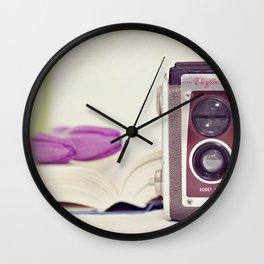 The Duaflex Wall Clock